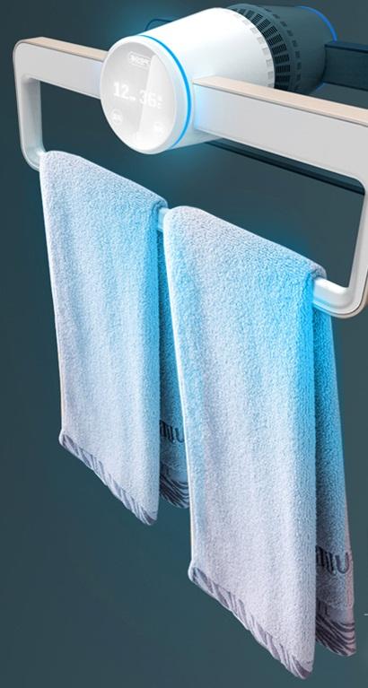 cabide toalha