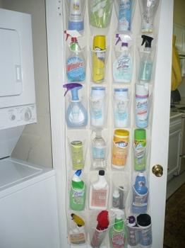 produtos de limpeza vertical