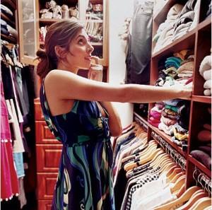 organizar o guarda roupa